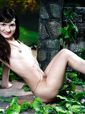Amour Angels  Candy  Brunettes, Body art, Teens, Solo